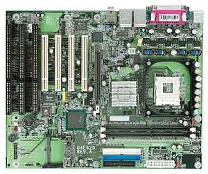 IG4E620-N-G socket 478 motherboard with 3 ISA slots