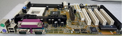 P5MMS98 motherboard, SuperMicro P5MMS98 computer system motherboard