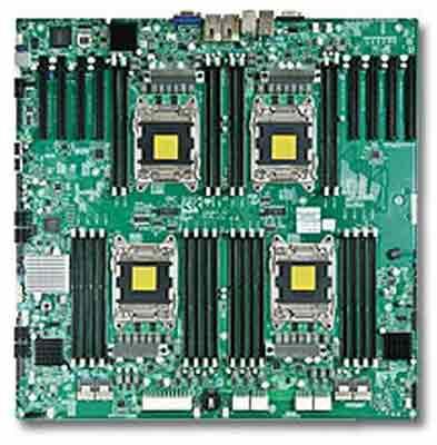Supermicro X9QR7-TF-JBOD Motherboard