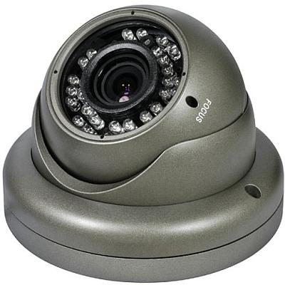 AGI DIR7-737, Large, Gray, Dome, Camera, Sony Exview + EFFIO-E,  700TVL, 2.8~12mm, IP66,  12v, Screw in base specifications, availability, price, discounts, bargains