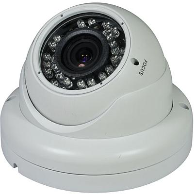 AGI DIR7-737W, Large, White, Dome, Camera, Sony Exview + EFFIO-E, 700TVL,  2.8~12mm, IP66, 12v, Screw in base, specifications, availability, price, discounts, bargains
