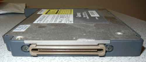 Mitsubishi MF357H-387MTG LS-120 superdisk drive,