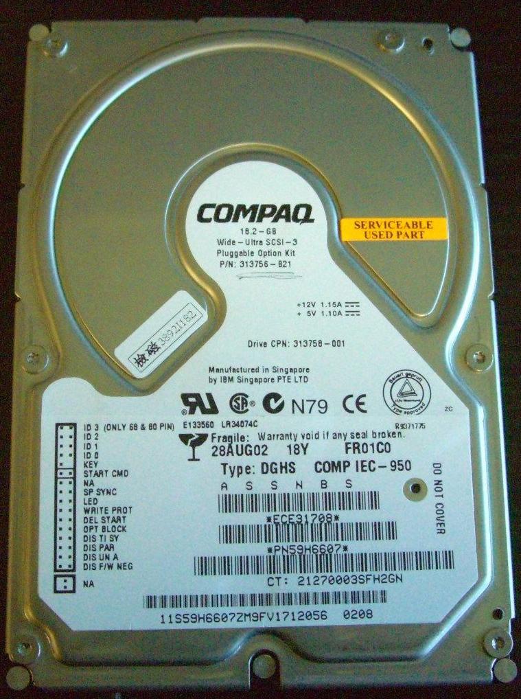 Compaq 313756-B21