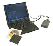 Laptop data transfer kit, transfer data from old drive to new drive