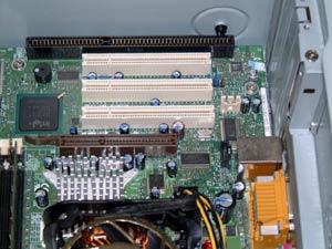 ISA computer, P4 computer with 1 isa slot,