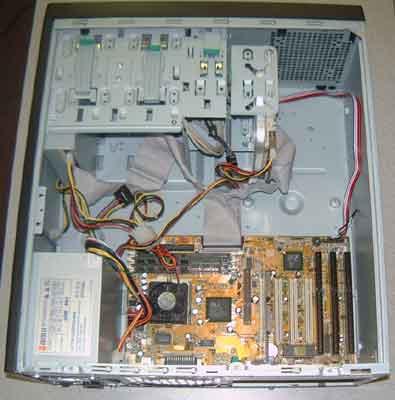 legacy computers,isa computer, 3 isa slots,