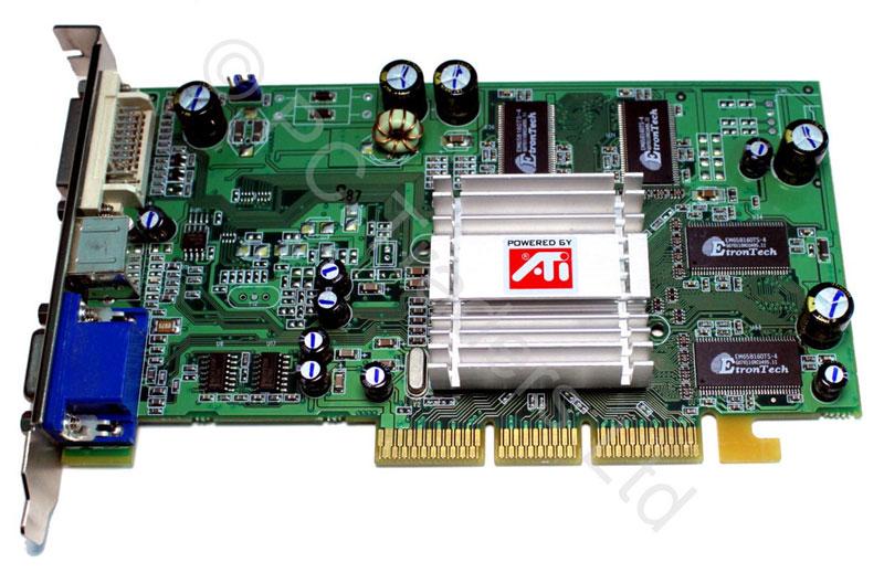 ATI Radeon 9000 - 1024-2192-05-SA