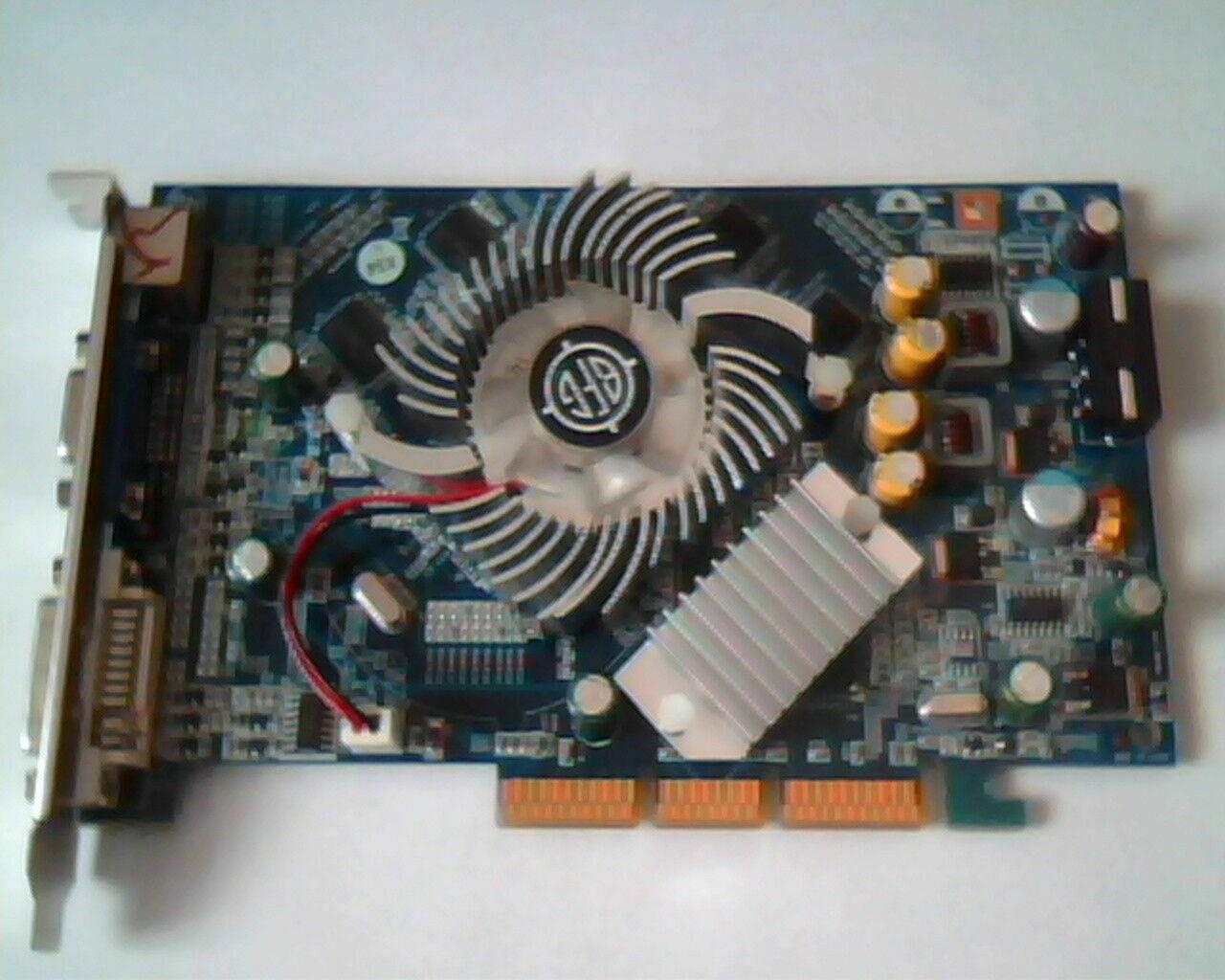 BFG Nvidia GeForce 7300GT D512M BFGE73512GT